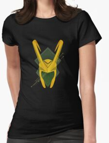 Loki Womens Fitted T-Shirt