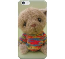 Chepcher - Handmade bears from Teddy Bear Orphans iPhone Case/Skin