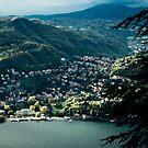 Lake Como by David Preston
