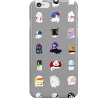 Ghost Halloween Party iPhone Case/Skin