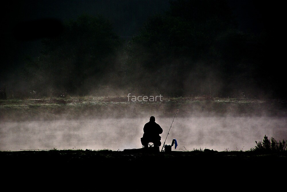 Fishing for a dream by faceart