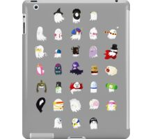 Ghost Halloween Party iPad Case/Skin