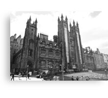 Scottish Assembly Rooms, Edinburgh Metal Print