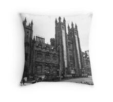 Scottish Assembly Rooms, Edinburgh Throw Pillow