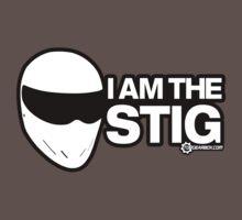 Top Gear - I am the Stig Baby Tee