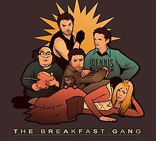 The Breakfast Gang by MeganLara
