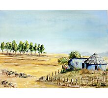 Free State Landscape Photographic Print