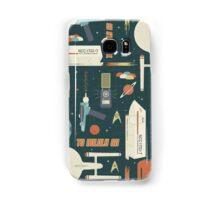 To Boldly Go... Samsung Galaxy Case/Skin