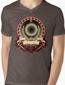 The Banner Mens V-Neck T-Shirt
