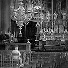 Spiritual Refuge (Mosta Shrine Malta) by Edwin  Catania