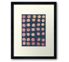 Rhythms of Helios Framed Print