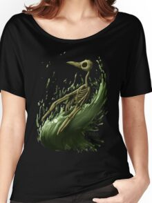 Death Penguin Women's Relaxed Fit T-Shirt