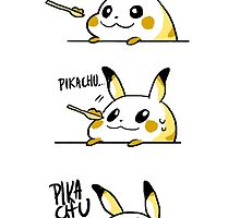 VITAMIN PIKACHU by JimHiro