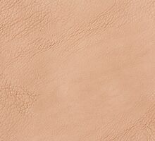 Beige wrinkled leather cloth texture by Arletta Cwalina
