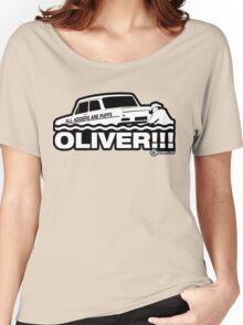 Top Gear - OLIVER!! Richard Hammond Women's Relaxed Fit T-Shirt
