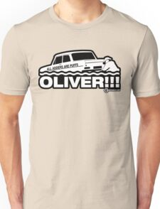 Top Gear - OLIVER!! Richard Hammond Unisex T-Shirt