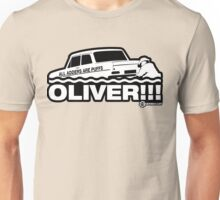 Top Gear - OLIVER!! Richard Hammond Unisex T-Shirt