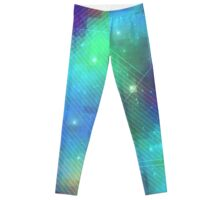 The Quest for Time and Space Leggings