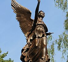 Goddess of victory by orko