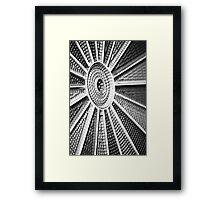 Bullseye... Framed Print