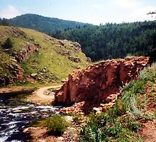Cripple Creek Colorado by Robin Monroe