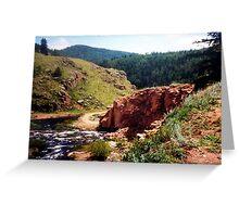 Cripple Creek Colorado Greeting Card