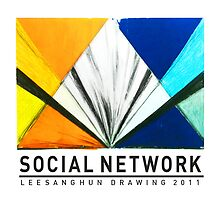 SOCIAL NETWORK digital	 by leesanghun