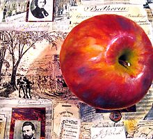 Beethoven's Apple... by ©Janis Zroback