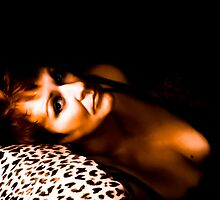 """Boudoir Shoot """"Turn down the lights"""" by Maggie Lowe"""