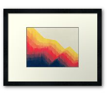 Sounds Of Distance Framed Print
