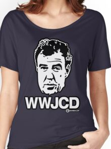 Top Gear - WWJCD What Would Jeremy Clarkson Do? Women's Relaxed Fit T-Shirt
