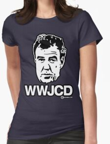 Top Gear - WWJCD What Would Jeremy Clarkson Do? Womens Fitted T-Shirt