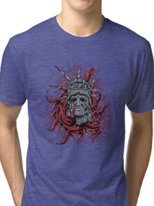 Tentacle Attack Tri-blend T-Shirt