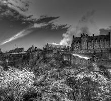 Edinburgh Castle by Marta69