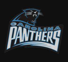 Carolina Panthers by waldonez99