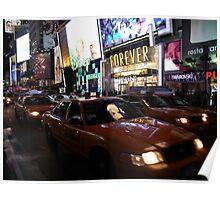 Forever New York New York Poster