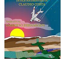 "MOVIE POSTER 11 ""L'aviatore"" by CLAUDIO COSTA"
