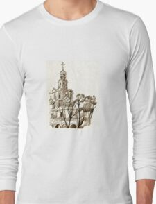 old town Long Sleeve T-Shirt