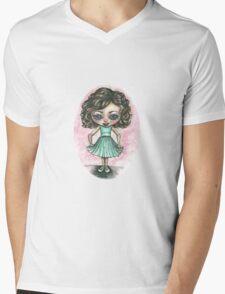 My new dress Mens V-Neck T-Shirt