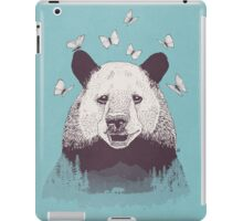 Let's Bear Friends iPad Case/Skin