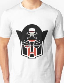 Autobot Pirate- AARGTOBOTS! ENGAGE! T-Shirt