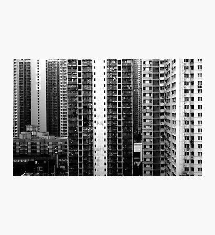 Stark, Hong Kong Photographic Print