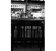 the bar Photographic Print