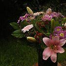 Bouquet à la Voilette by Gilberte