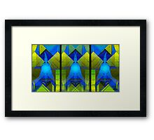 The Lamp Times 3 Framed Print