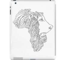 African King iPad Case/Skin