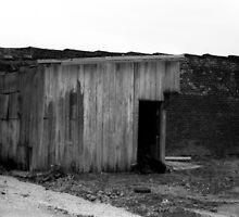 Empty Shack by WisePhoto