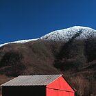 RED BARN* by Chuck Wickham