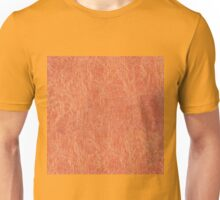 Beige material textured abstract  Unisex T-Shirt