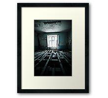 Stripped Framed Print